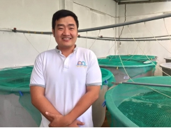 Dr Loc's key steps to antibiotic-free shrimp production