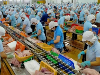 Vietnamese seafood items to be re-exported to Saudi Arabia